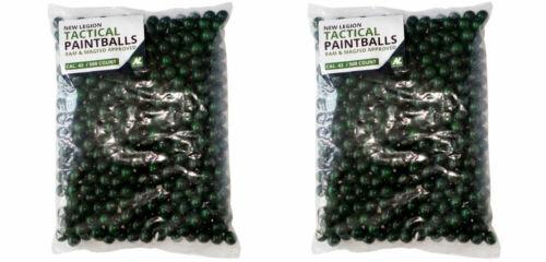 New Legion RAM cal.43 paintballs 1000 Pièces