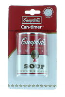 NEW Campbell's Soup Can 60-minute Kitchen Cooking Timer - 3.25 inches Kitchen