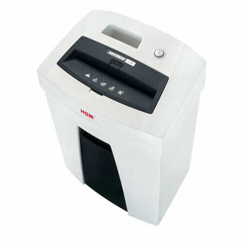 HSM Securio C16c 6-7 Sheet Cross Cut Paper Shredder HSM1902