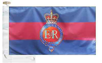 Roped Regiment Army British Boat Courtesy Cavalry Toggled amp; Household Flag qZT1x0f