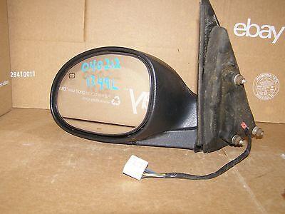Power Mirror For 2001-03 Chrysler PT Cruiser Passenger Side Manual Fold Textured