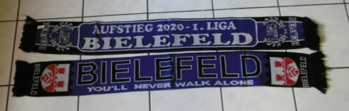 Liga Schal Bielefeld Aufstieg 1 You/'ll never walk alone