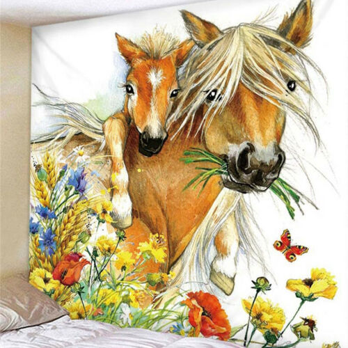 3D Wall Window Tapestry Wall Hanging Table Polyester Dorm Home Room Decor