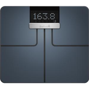 Garmin-Index-Smart-Scale-Black-Wi-Fi-Bluetooth-010-01591-00-Android-or-iOS
