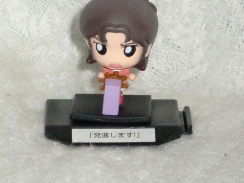 SD Gundam 0079 Gashapon Mini Figure Mirai Yashima WOW