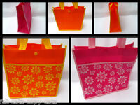 CUTE FLOWER CLOTH GIFT LUNCH SHOPPING LADIES GIRLS SHORT HANDLE HANDBAG UKSELLER