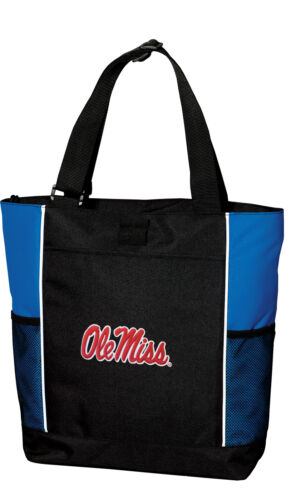 Ole Miss Tote Bag Beach TOTES Travel BAGS