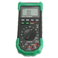 Mastech Ms8268 Auto Range Digital Multimeter Ms 8268 Frequency Electrical Tester