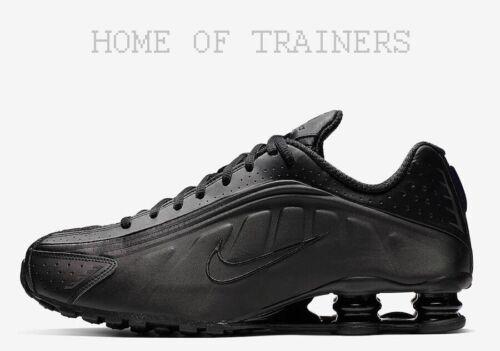 da Stock Black le R4 Shox ginnastica Triple uomo Nike Scarpe Tutte limitato da taglie dwS7qYd
