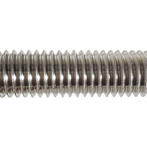"1//4-28 x 3//4/"" Grub Screws Allen Socket Set Screw Stainless Steel Qty 25"
