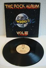 Topcats, The Rebels u.a. - WRNO - The Rock Album Vol. 2 | VG+ / VG+ | Cleaned LP