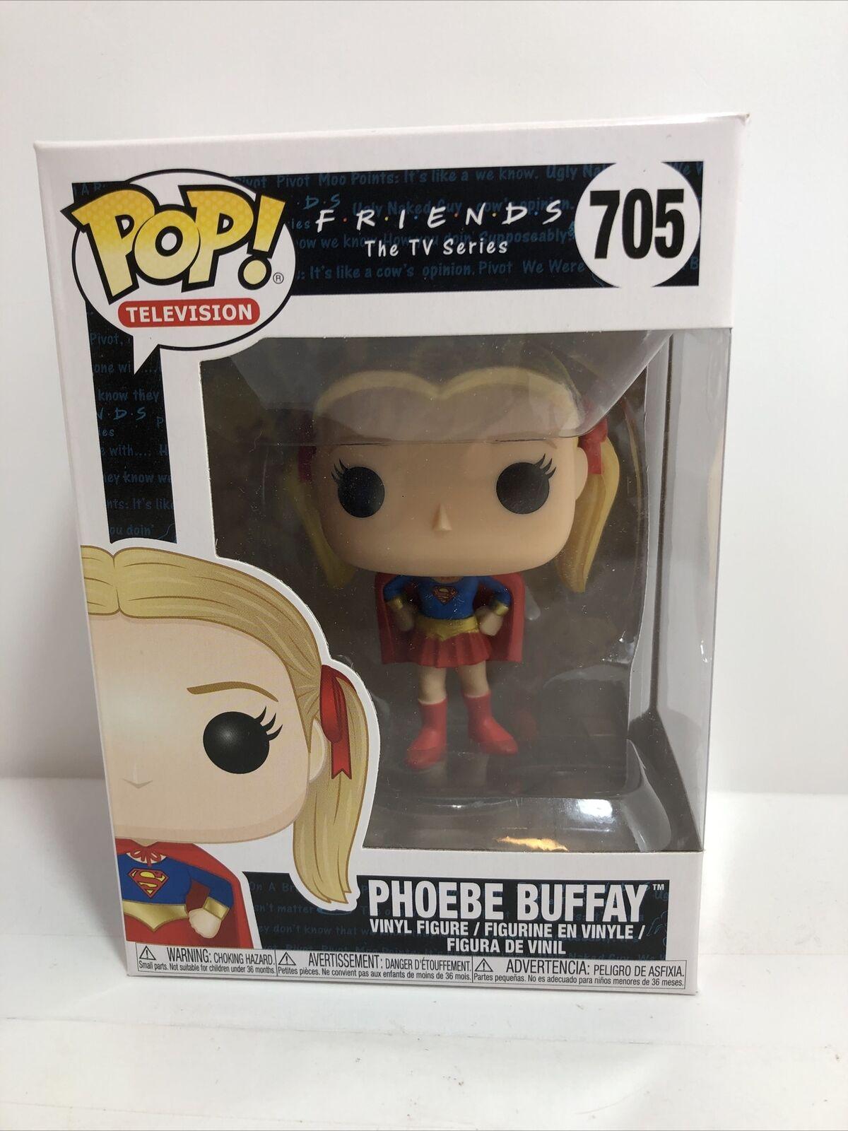 Funko Pop Television: Friends the TV Series - Phoebe Buffay Vinyl Figure #705
