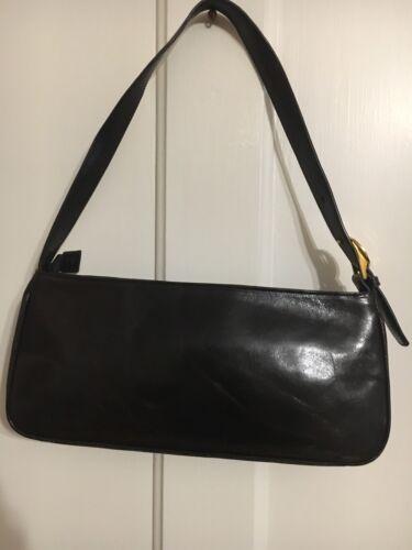 handtasche Leder Aus Aus Schwarzem Leder Oroton Oroton handtasche Schwarzem 6fqfzwx