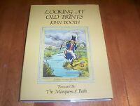 Looking At Old Prints Lithograph Printmaking Print Antique History Antiques Book