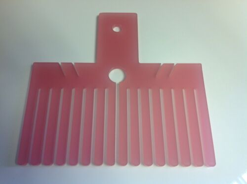 Crafting bow maker,double bow,pink,15.5x9cm,Made in uk new