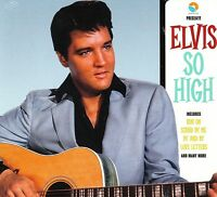 RARE ELVIS PRESLEY CD- SO HIGH- FOLLOW THAT DREAM COLLECTION - NOW DELETED !!!!