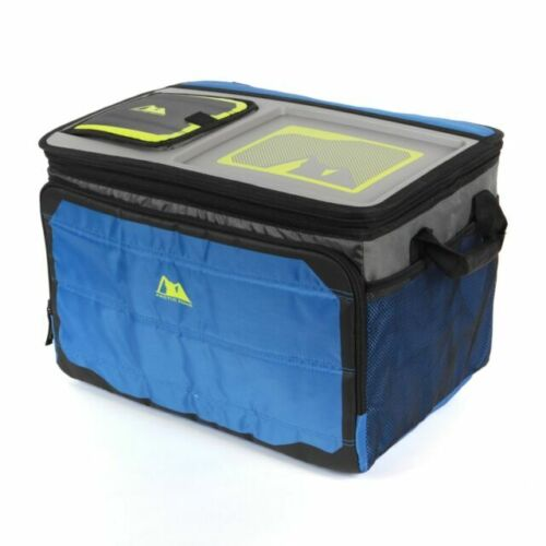 Arctic Zone Tabletop Soft Collapsible Cooler 50 Can Blue For Sale Online Ebay