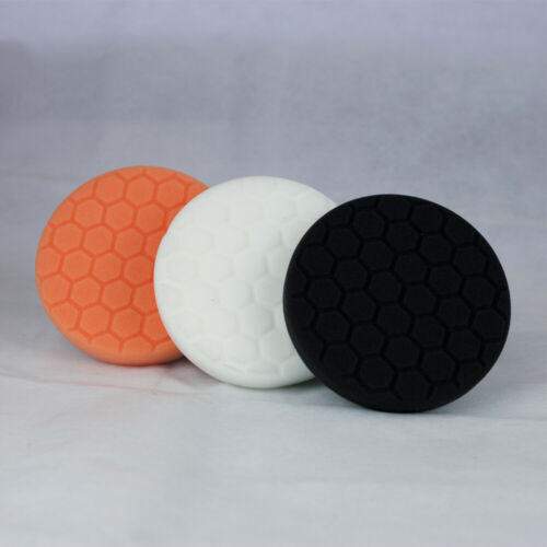 Chemical Guys 5 inch Hex Logic Pads Medium Paint Kit Polishing Pads