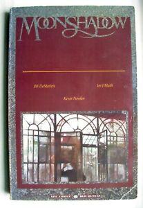 The Compleat Moonshadow Tpb Softcover Sc Near Mint Nm Dc Comics Vertigo