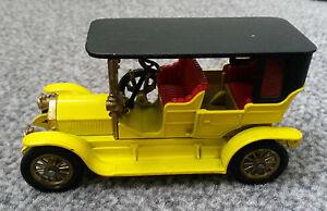 Matchbox Lesney Models of Yesteryear Y-5 1907 Peugeot, Guter Zustand - Halle, Deutschland - Matchbox Lesney Models of Yesteryear Y-5 1907 Peugeot, Guter Zustand - Halle, Deutschland