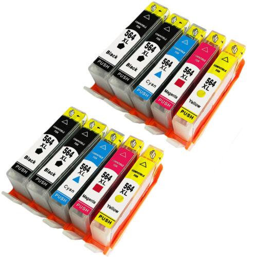 HP 564XL hp564 Ink Cartridge HP Photosmart B8500 B8550 C5324 C5340 Lot