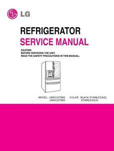 Dryer Machine Home & Garden LG Refrigerator Service Manual ...