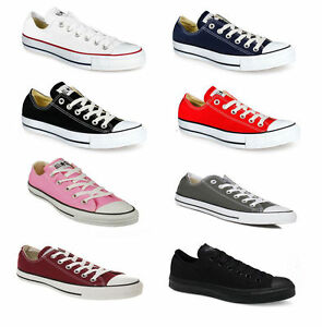 Details about Converse CT All Star Low Unisex Trainers Casual Summer Canvas New Sneakers BNIB