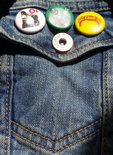 """3 1/"""" Sleeping with Sirens pinback badges buttons"""