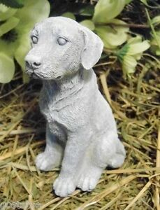 Gostatue latex only small dog mold plaster rapid set cement all dog mould