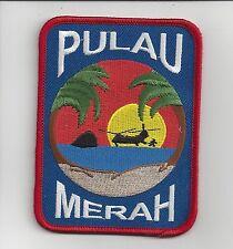 PATCH MARINES USMC HMM 165 PULAU MERAH