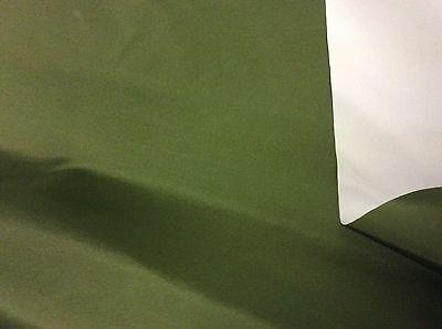 "10m 60"" waterproof breathable olive nylon fabric"