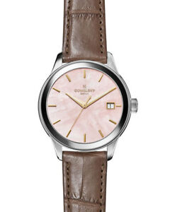 5e4b0d183 Image is loading GOMELSKY-Shinola-Pink-Mother-of-Pearl-Grace-Lightfoot-