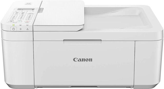 Canon Pixma TR4551 DRUCKER KOPIERER DUPLEX SCANNER AIR PRINT WLAN TINTE WEIß