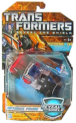✰ Transformers OPTIMUS PRIME G2 Reveal Shield Deluxe RTS Generations Hasbro MOC