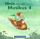Mein neuer Musikus 4. Schuljahr - CD 1-2 (2016)