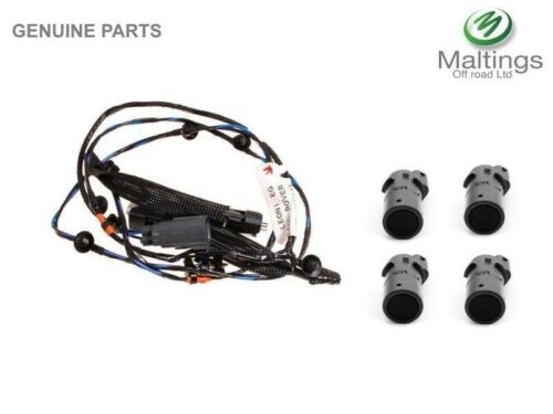 Range Rover Sport parking sensor wiring loom pdc sensor kit pdc kit front