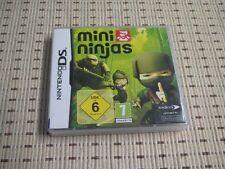 Mini ninjas para Nintendo DS, DS Lite, DSi XL, 3ds