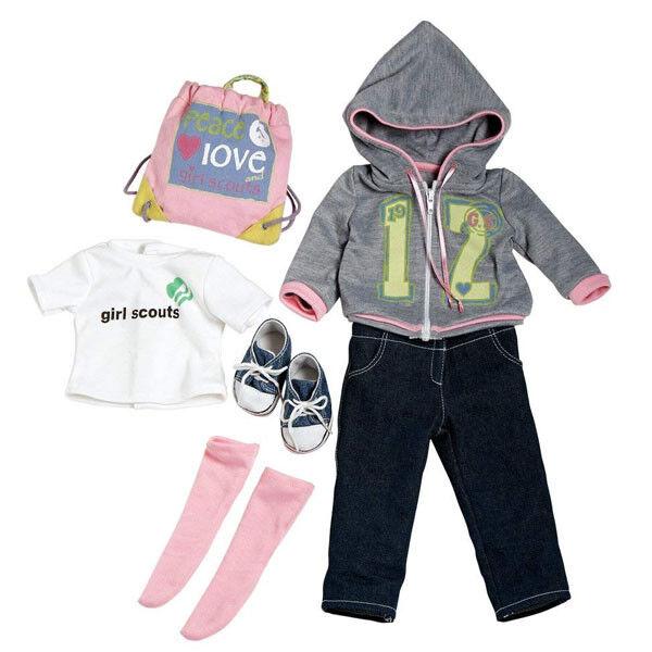 Girl Scout conjunto de moda por Adora Adora Adora  alta calidad y envío rápido