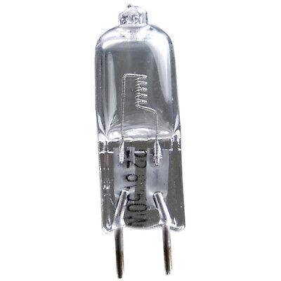 HQRP 1//2pcs MR16 GZ6.35 Bi-Pin Base Halogen Lamp Bulb for HLX 54189 Replacement