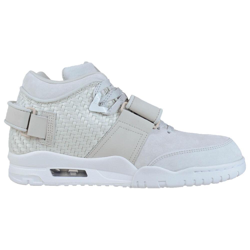 hommes Nike Air TR V CRUZ clair OS montant Baskets en daim 777535 003