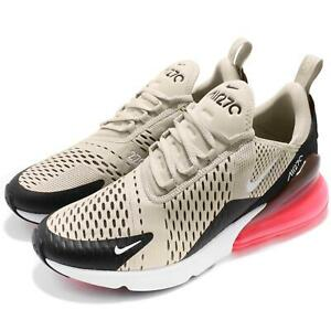 New Nike Air Max 270 Hot Punch Black White Men S Size 10 5