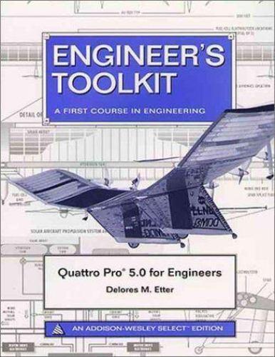 Quattro Pro 5.0 for Engineers