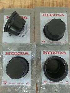 Honda Foreman Rancher Recon Front Rear Rubber Wheel Caps