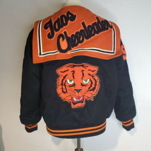 Vintage 90s Taos New Mexico Varsity High School Ch
