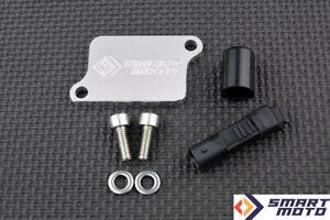 Paar-aIs-Ventil-Abzieher-Satz-mit-Block-Off-Plate-Kawasaki-klx250s-KLX-250