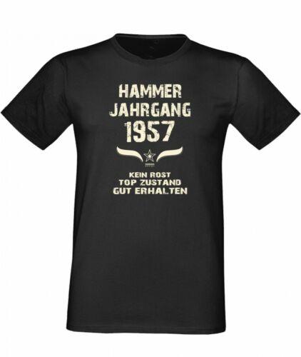 T-shirt-marteau promotion 1957-Cadeau Funshirt Drôle Humour 60 anniversaire