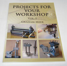 RDGTOOLS PROJECTS FOR YOUR WORKSHOP VOL 1 ENGINEERING BOOK GRAHAM MEEK