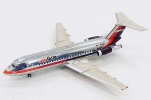 Gemini-Jets-G2USA279-USAir-BAC-111-Maroon-N1126J-Diecast-1-200-Model-Airplane