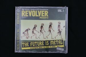 Revolver Presents The Future is Metal Vol. 1 New sealed ( CD, 2006)