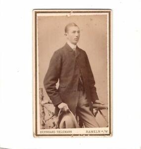 CDV-Foto-Feiner-Herr-Hameln-1880er